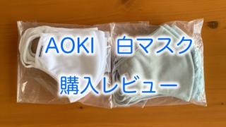 オンライン マスク アオキ