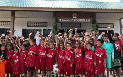 プペル小学校