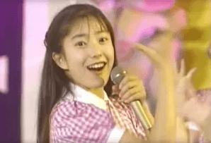 菅野美穂 15歳