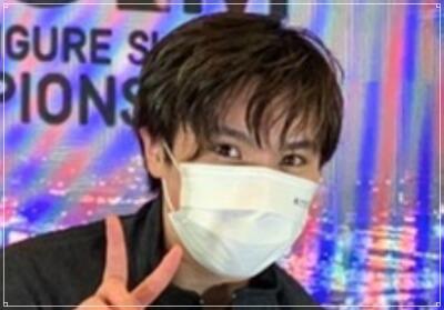 宇野昌磨のマスク