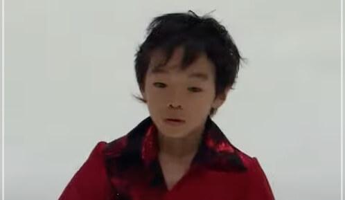 鍵山優真9歳の画像