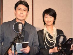 松本幸四郎と松たか子