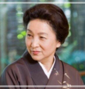 藤間紀子 画像